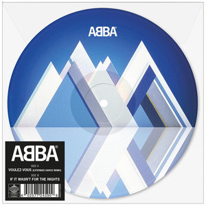 Abba - Voulez-Vous (Extended Dance Remix) + If It Wasn't For The Nights (Vinylsingle)