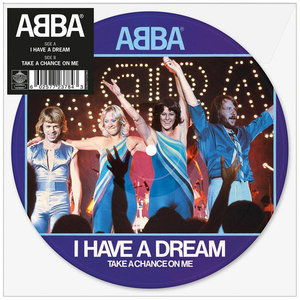 Abba - I Have A Dream + Take A Chance On Me (Live Version) (Vinylsingle)