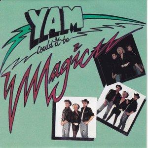 Yam - Magic + Sample frech part one (Vinylsingle)
