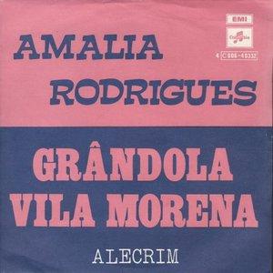Amalia Rodrigues - Grandola vila morena + Alecrim (Vinylsingle)