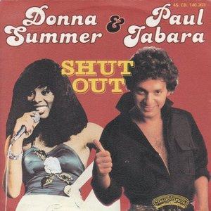 donna Summer & Paul Jabara - Shut out + Hungry for love (Vinylsingle)